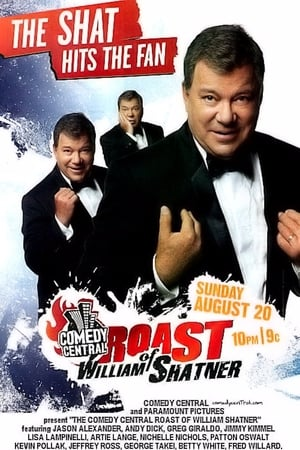 Image Comedy Central Roast of William Shatner