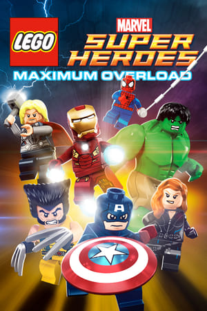 Image LEGO Marvel Super Heroes: Maximum Overload