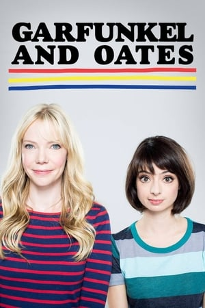 Poster Garfunkel and Oates 2014