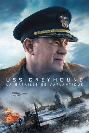 Poster USS Greyhound - La bataille de l'Atlantique 2020