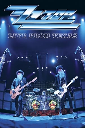 Image ZZ Top : Live From Texas