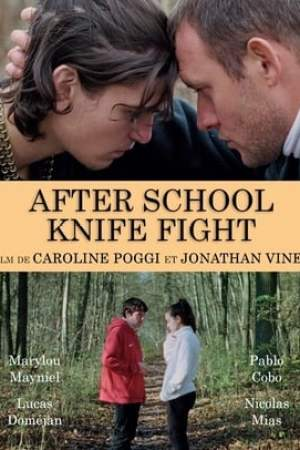 Image After School Knife Fight