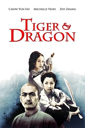 Image Tiger & Dragon