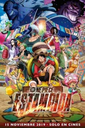 Image One Piece: Estampida