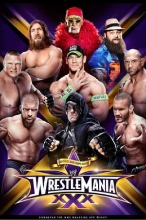 Image WWE Wrestlemania 30