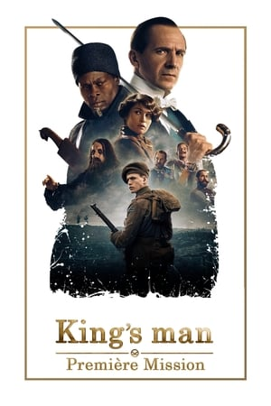 Poster The King's Man : Première Mission 2020