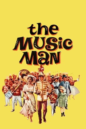 Poster The Music Man 1962