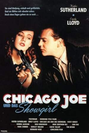 Poster Chicago Joe and the Showgirl 1990