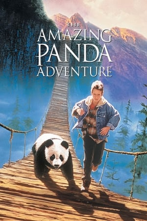 Poster The Amazing Panda Adventure 1995