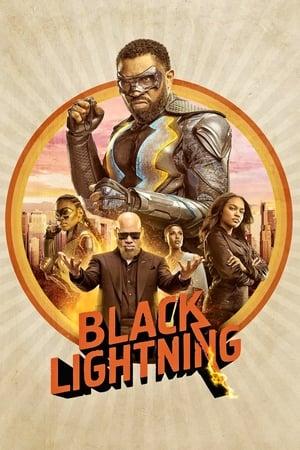Black Lightning 4x7 poster