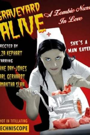 Image Graveyard Alive- A Zombie Nurse in Love