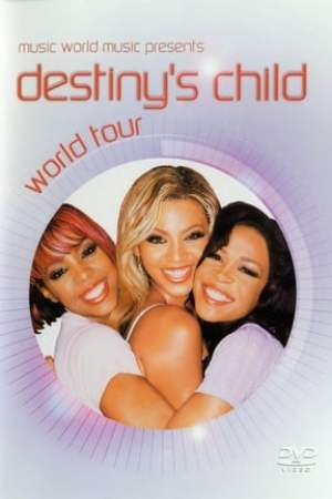 Image Destiny's Child World Tour