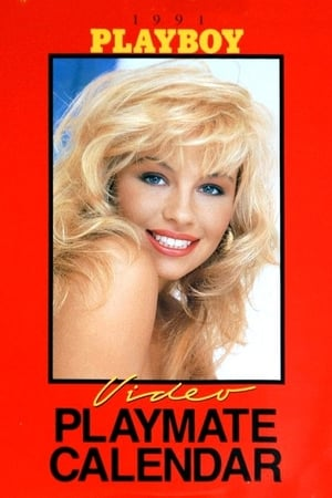 Poster Playboy Video Playmate Calendar 1991 1990