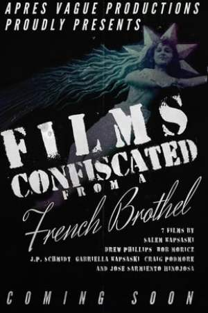 Image Films Confiscated from a French Brothel