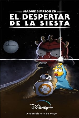 Ver Online Maggie Simpson in The Force Awakens from Its Nap
