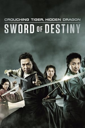 Poster Crouching Tiger, Hidden Dragon: Sword of Destiny 2016