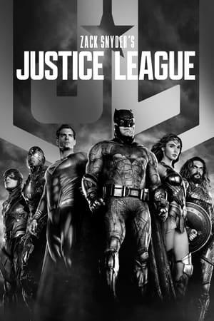Poster Zack Snyder's Justice League 2021