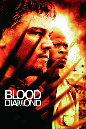 Poster Blood Diamond 2006