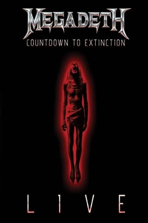 Image Megadeth: Countdown to Extinction - Live