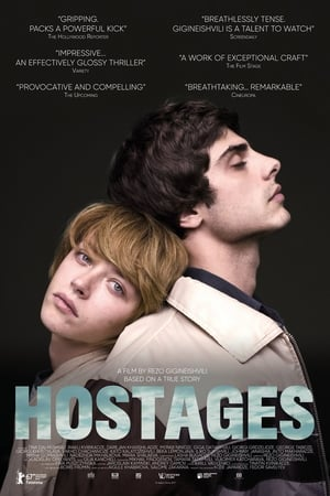 Poster Hostages 2017