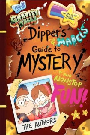 Image Dipper's Guide to the Unexplained