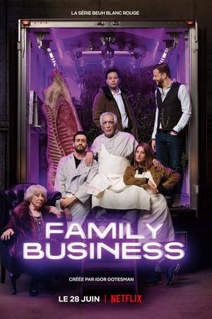 Family Business: Temporada 3 poster