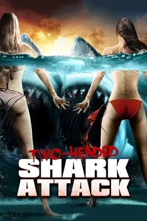Image 2-Headed Shark Attack