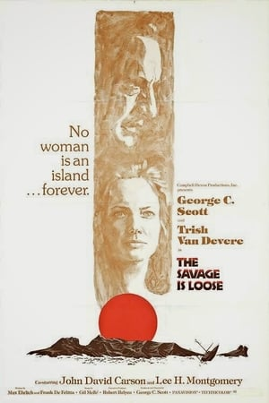 Poster The Savage Is Loose 1974