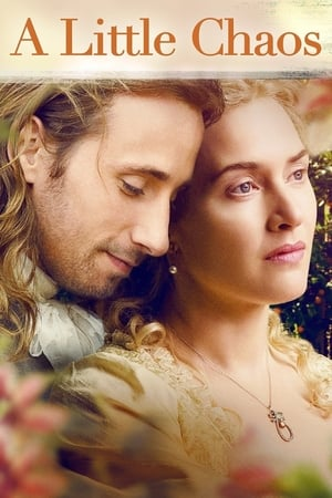 Poster A Little Chaos 2015