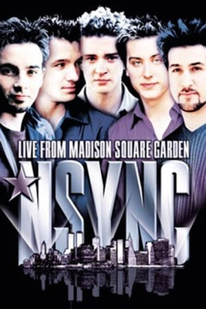 Image 'N Sync: Live from Madison Square Garden
