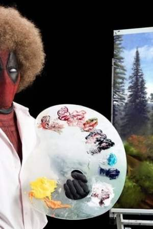 Image Gettin' Wet on Wet with Deadpool 2