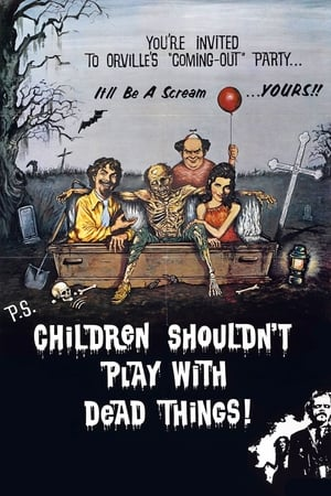 Image Children Shouldn't Play with Dead Things