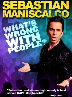 Image Sebastian Maniscalco: What's Wrong with People?