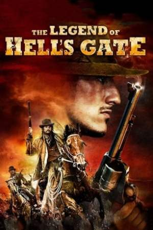 Poster The Legend of Hell's Gate: An American Conspiracy 2011