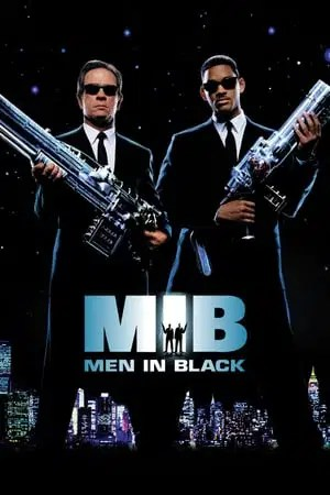 Poster Men in Black 1997