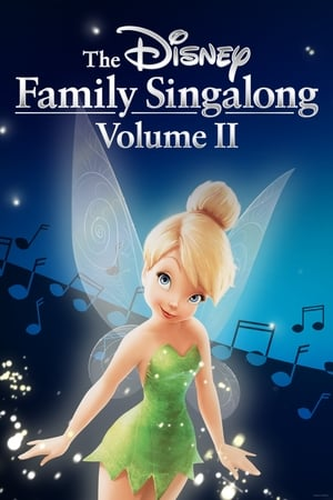 Image The Disney Family Singalong: Volume II