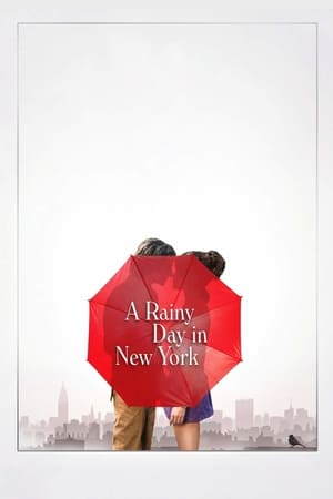 Poster A Rainy Day in New York 2019