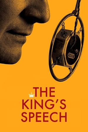 Poster The King's Speech 2010