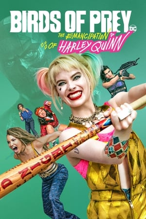 Image Birds of Prey - The Emancipation of Harley Quinn