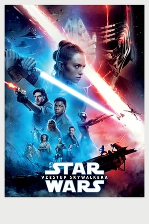 Poster Star Wars: Vzestup Skywalkera 2019