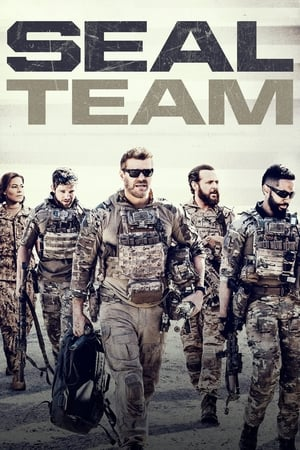 Poster SEAL Team Season 4 Horror Has a Face 2021