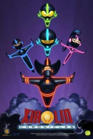 Image Xiaolin Chronicles