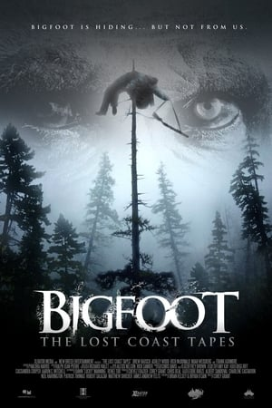 Poster Bigfoot: The Lost Coast Tapes 2012