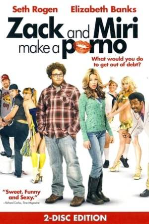Image Popcorn Porn: Watching 'Zack and Miri Make a Porno'