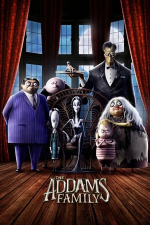 Poster The Addams Family 2019