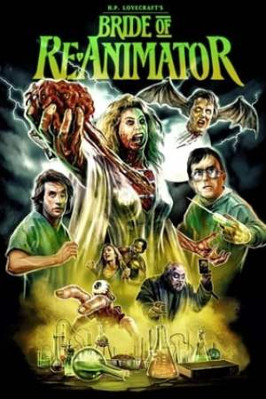 Image Bride of Re-Animator