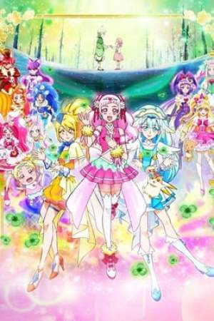 Image Precure Super Stars! Movie