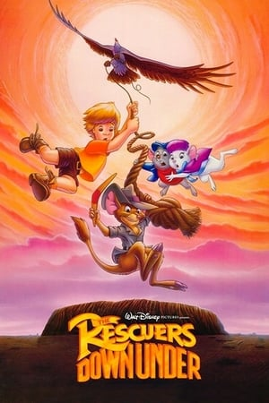 Image The Rescuers Down Under