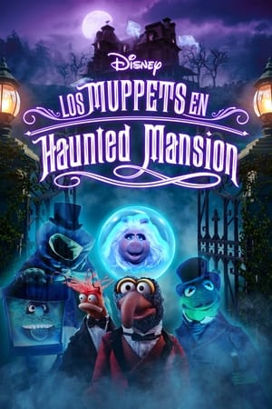 Los Muppets en Haunted Mansion poster