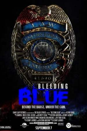 Image Bleeding Blue
